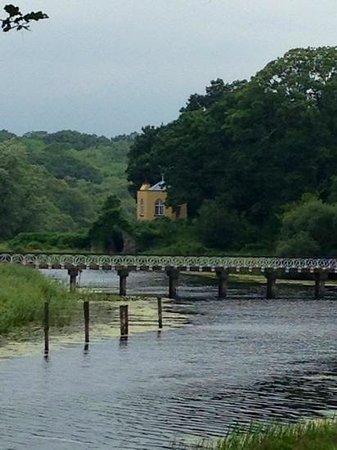 Crom Estate: view of bridge