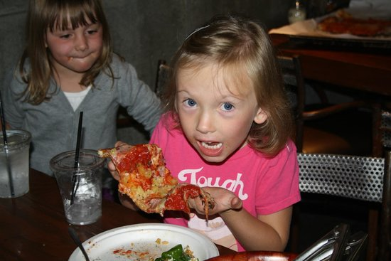 Urbn Pizza: mmmmmm PIZZA