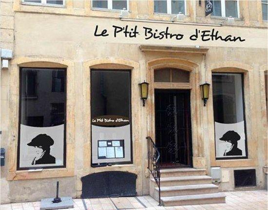 ça Lorraine Cuisine Thionville : ... ... - Picture of Le P'tit Bistro d'Ethan, Thionville - TripAdvisor