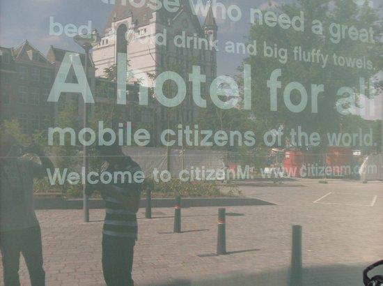 citizenM Rotterdam: CitizenM is een hotel voor...