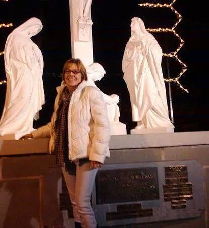 National Shrine of our Lady of La Salette: christmas time