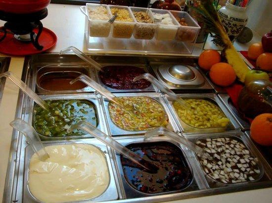 Decorazioni Buffet Frutta : Frutta noccioline e decorazioni per tutti i gusti picture of