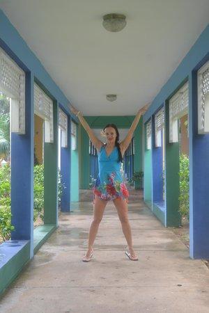 Islazul Villa La Mar : Возле отеля