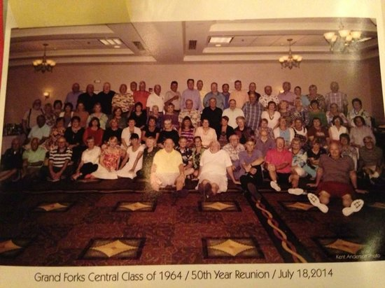 Hilton Garden Inn Grand Forks-UND: Central High School 50th Reunion