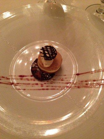 Henri : dessert