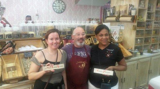 Jacinta & María Chocolates: Gracias amigo Paco
