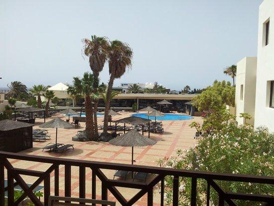 Vitalclass Lanzarote Sport & Wellness Resort: Vista desde la habitación