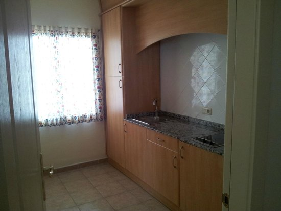 Vitalclass Lanzarote Sport & Wellness Resort: La cocina del apartamento