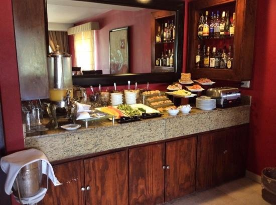 Dreams La Romana Resort & Spa : PC club breakfast