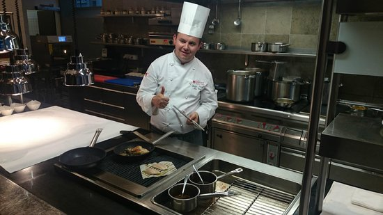 Platter by Karol Okrasa: Chef, open kitchen