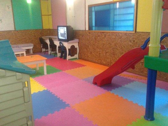 Hotel Leao da Montanha: Playground