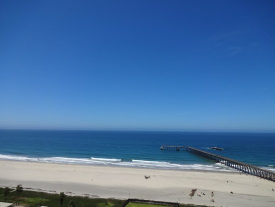 Rosarito Beach Hotel : view from tower room