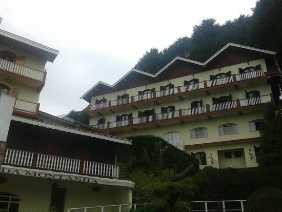 Hotel Leao da Montanha: Vista apartamentos
