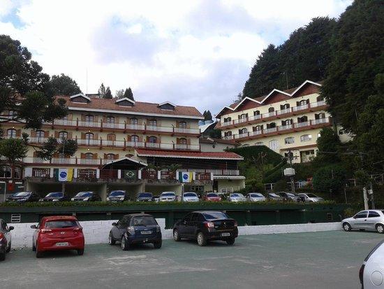 Hotel Leao da Montanha: Hotel
