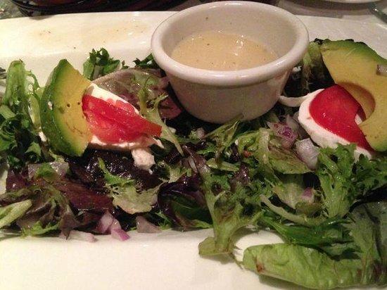 Coronado Room : Delicious Caprese salad