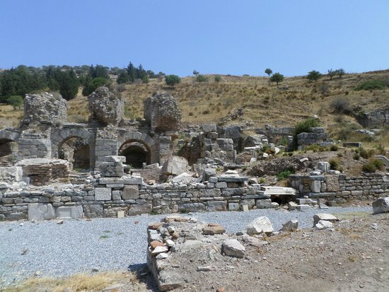 Efes - Picture of Ancient City of Ephesus, Selcuk ...