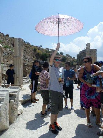 Ancient City of Ephesus: Pamukkale