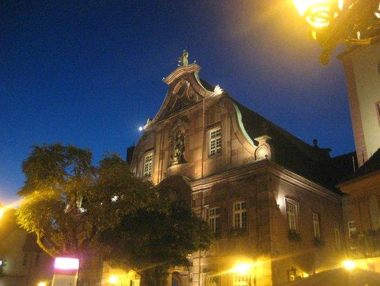 Ibis Styles Karlsruhe Ettlingen : Vieille ville située à 300m de l'hôtel
