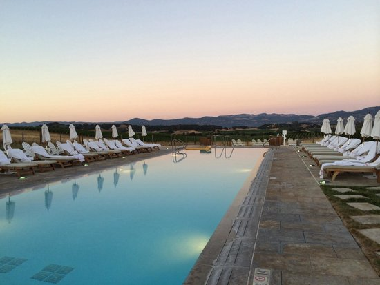 Carneros Resort and Spa: Pool area