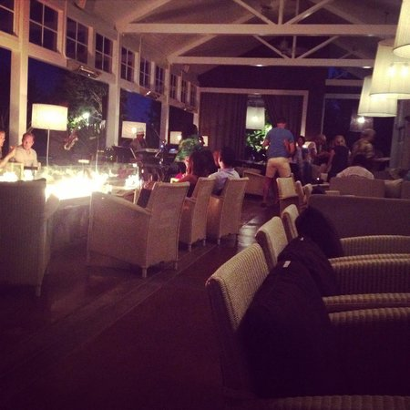 Carneros Resort and Spa: Outside dining