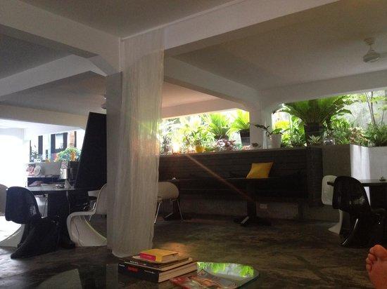 Arthur and Paul: Basement Lounge/Restaurant/Bar