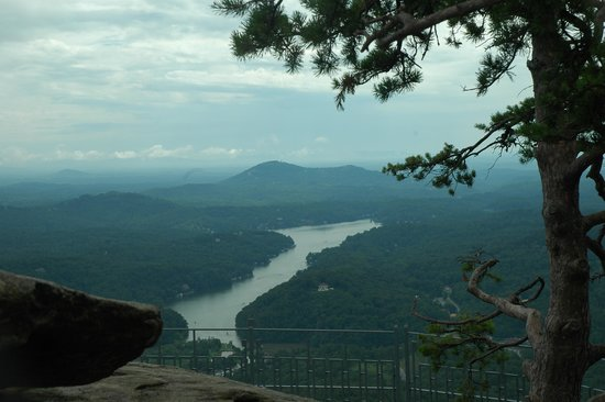 Chimney Rock State Park: From the Opera Box