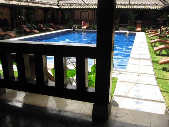 Samari Spa Resort : Pool