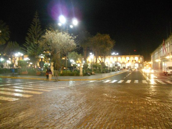 Historic Centre of Arequipa: Plaza de Armas
