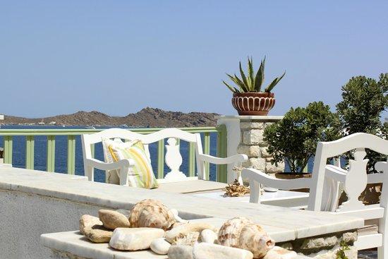 Villa Isabella Suites & Studios: vista dalla terrazza