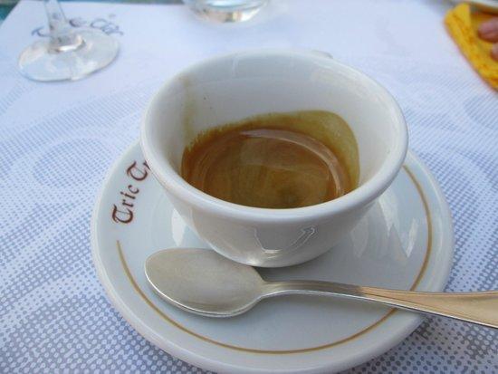 Tric Trac: Il piattino da caffè personalizzato