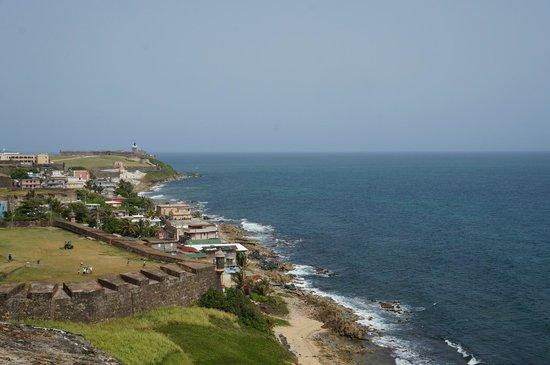 Castillo de San Cristobal: 1