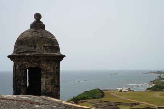 Castillo de San Cristobal: 3