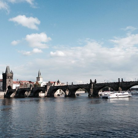 SANDEMANs NEW Europe - Prague: Charles Bridge, Praga