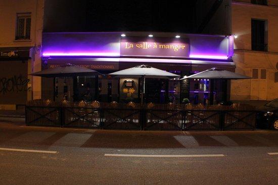 La Salle A Manger Boulogne Billancourt Restaurant Reviews Phone