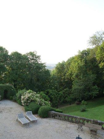 Domaine de Villeray : Парк