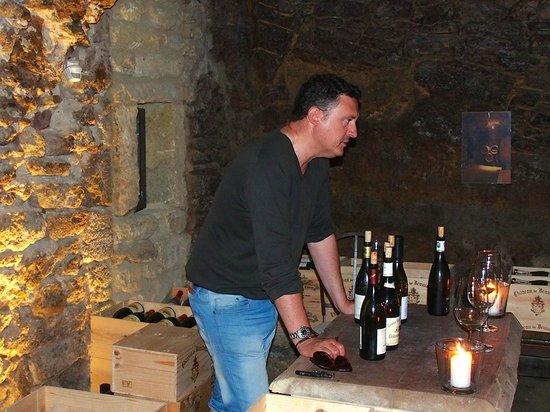 Mas du Clos de l'Escarrat  Wine Tasting Tours: St Charles'