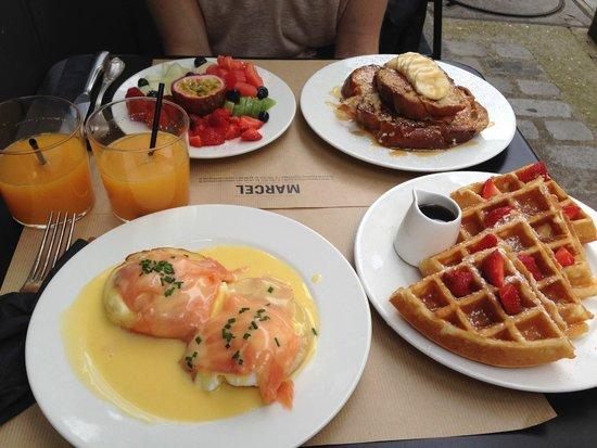 Restaurant Chez Marcel Paris