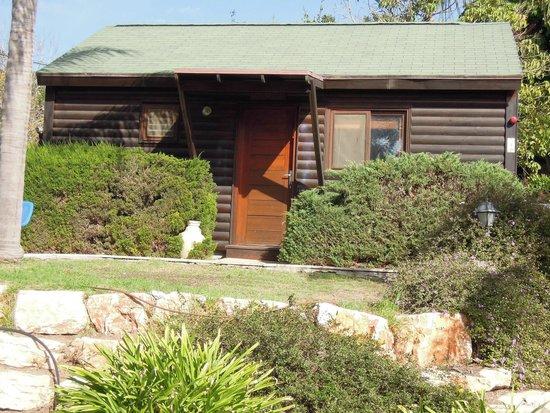 Bet Lehem HaGelilit, Israel: The Green Cabin