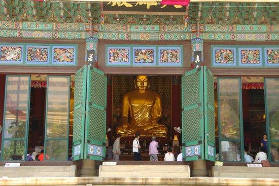 Jogyesa Temple: The Temple