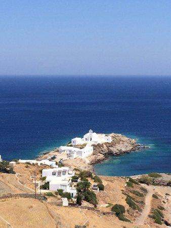 Panagia Chrissopigi: Le symbole de Sifnos