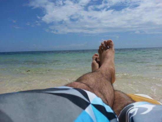 Iberostar Rose Hall Suites : playa, descanso
