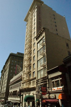 Chancellor Hotel on Union Square: The Chancellor