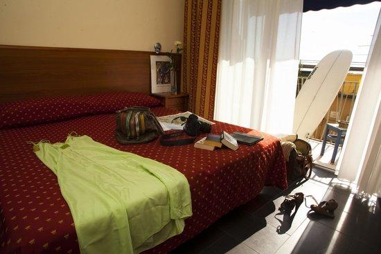 Hotel Garden: Surfers room