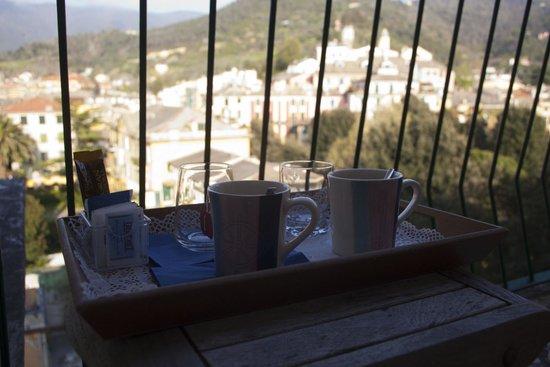Hotel Garden: Tea time