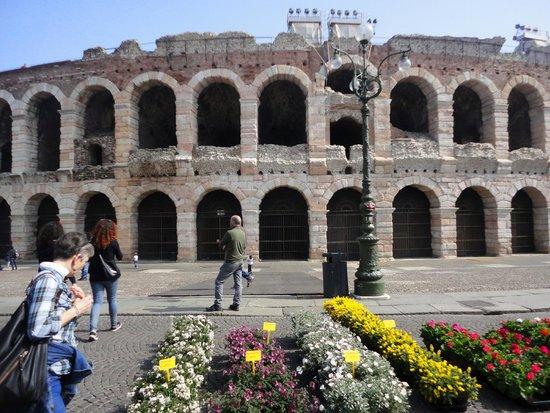 Arènes de Vérone : Arena