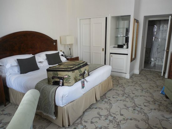 The Langham, London: Our room