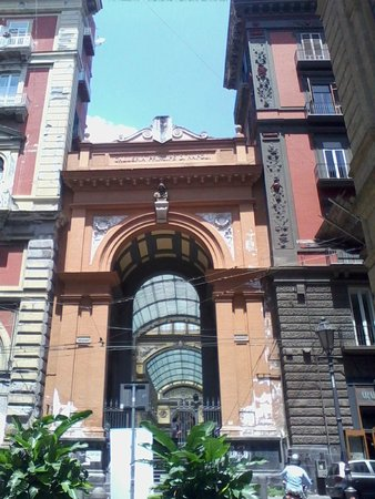 B&B Museum: Galleria Principe di Napoli