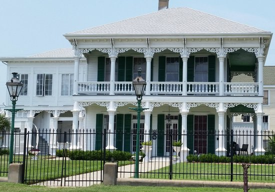 East End Historic District: An early Galveston home