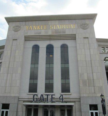 Yankee Stadium: Gate 4