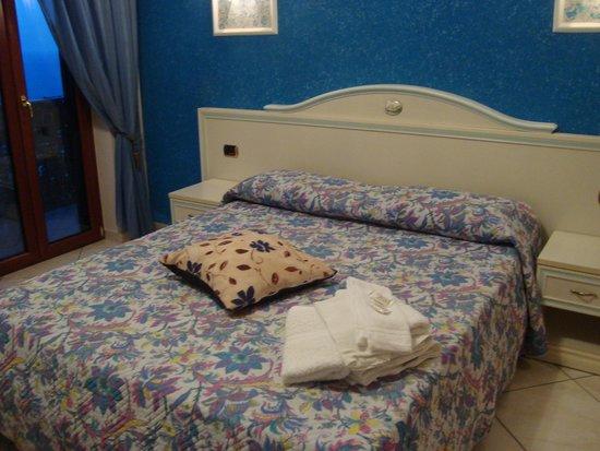 Il Pavone: Camera da letto